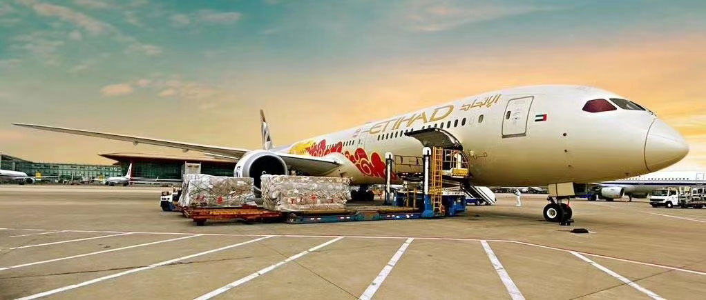 air freight per kio from China to italy